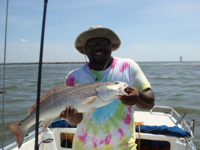 Photo gallery past catches reel action fishing charters for Fishing charters myrtle beach