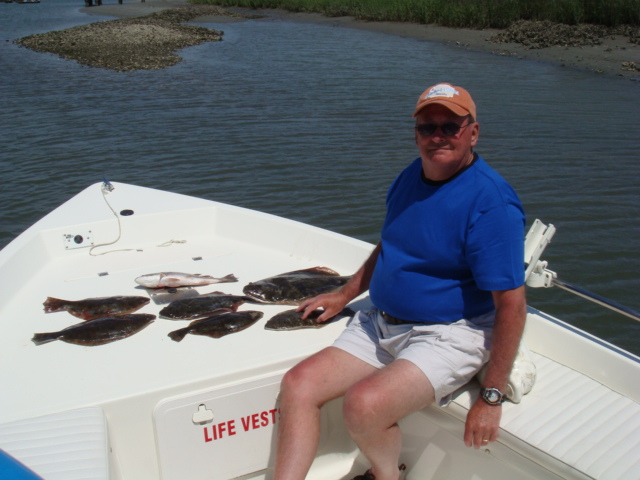 Photo gallery past catches reel action fishing charters for Myrtle beach charter fishing