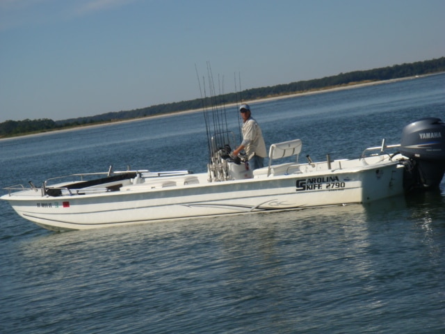 About our boats reel action fishing charters for Reel action fishing charters