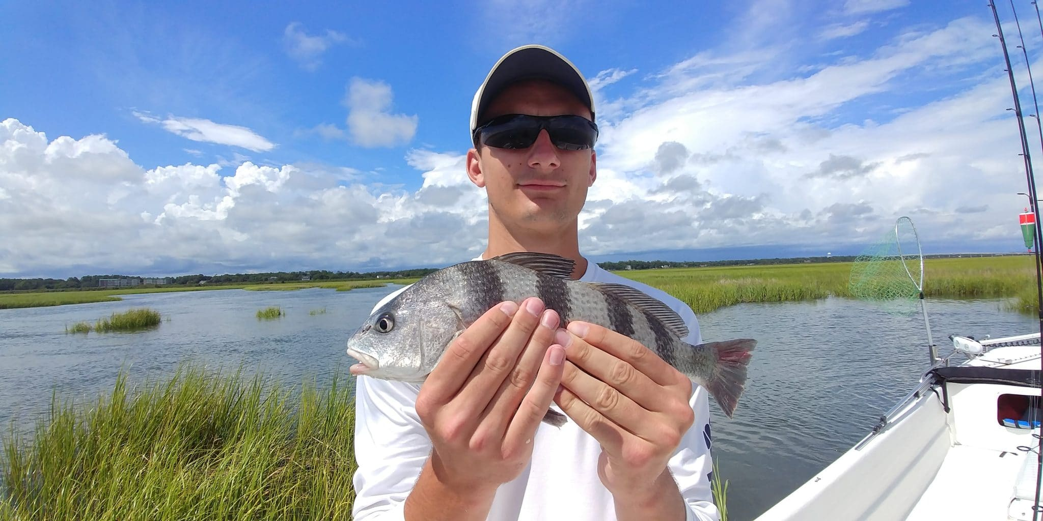 myrtle beach fishing charters guides reel action